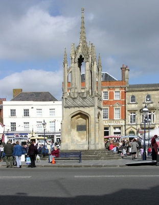 Devizes market cross